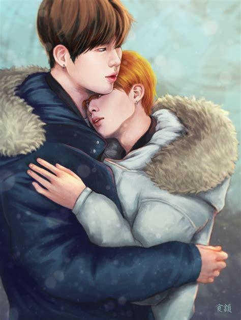 bts x reader lemon 食鎮 jimin jin bts fanart pinterest invierno