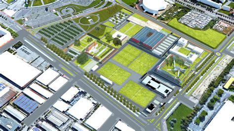 sede juventus calcio continassa ecco come sar 224 la nuova sede della juventus