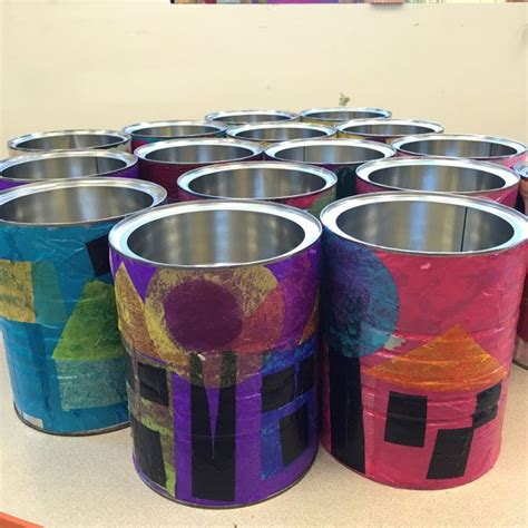 coffee can craft projects 50 best tissue paper ideas images on
