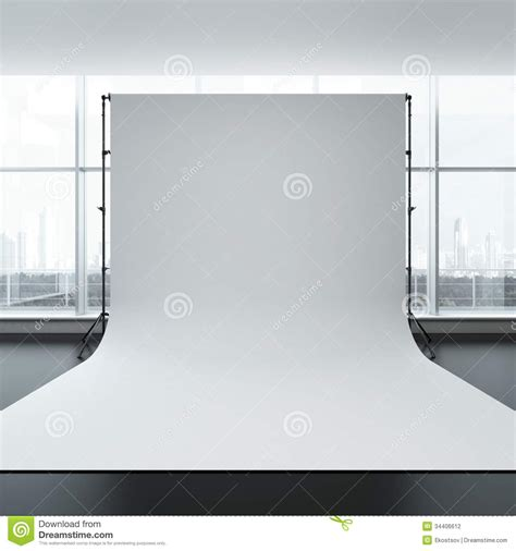 design your own backdrop uk white backdrop in room stock photography image 34406612