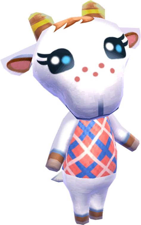 acnl wiki image chevre png animal crossing new leaf wiki
