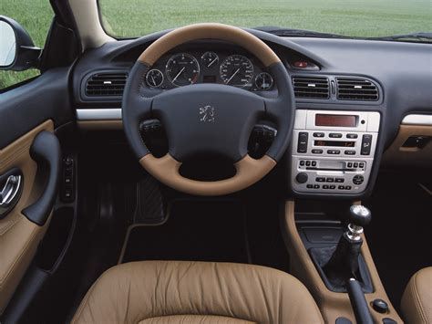 peugeot 406 coupe interior peugeot 406 coupe specs 2003 2004 autoevolution