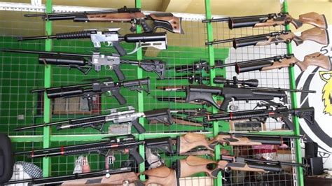 dua lebaran terakhir senapan angin produksi cipacing lesu