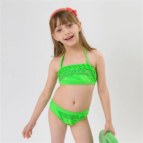 bikinis kids aliexpress com buy hiheart 2015 new girls swimwear