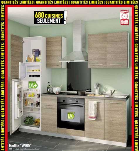 cuisine en kit brico depot le catalogue des arrivages brico d 233 p 244 t du 19 f 233 vrier