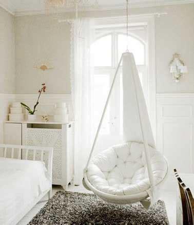 Delightful Chambre Ado Bleu Et Rouge  #5: Une-chambre-ado-fille-cocooning-en-blanc.jpg