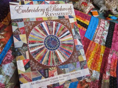 The Patchwork Quilt Summary - victoriana for quilts big stitch quilting