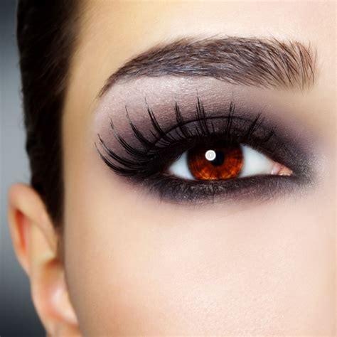 imagenes de ojos ahumados c 243 mo maquillarse los ojos ahumados c 243 mo maquillarse