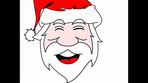 imagenes de navidad para dibujar en paint dibujando a pap 224 noel en paint youtube