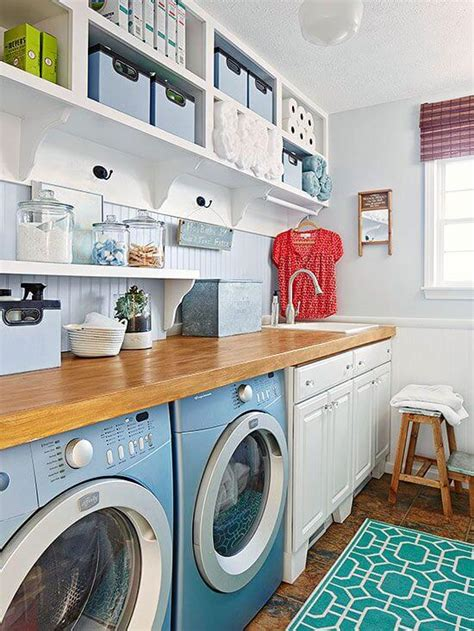 10 Unique Laundry Room Organization Tipsliving Rich With Unique Laundry