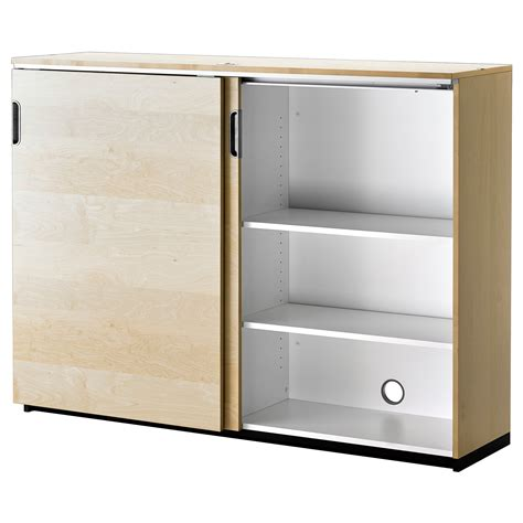 panels for ikea furniture galant cabinet with sliding doors birch veneer 160x120 cm
