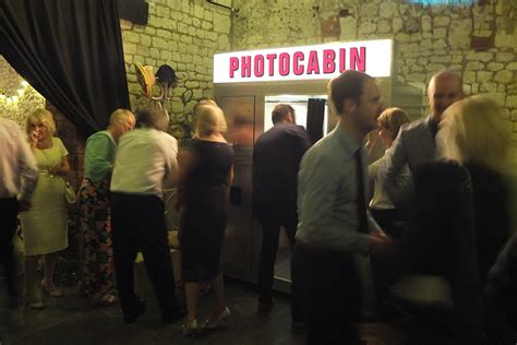 Wedding Hire by Classic Photo Booth Wedding Hire The Photo Cabin The