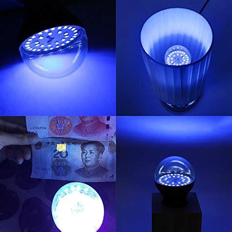 uv black light bulbs led uv light bulb croled blacklight blue bulb a19 e27