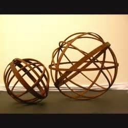 garden metal sphere sculpture 24 home and garden