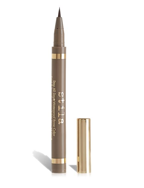 stila stay all day waterproof brow color kapulet club