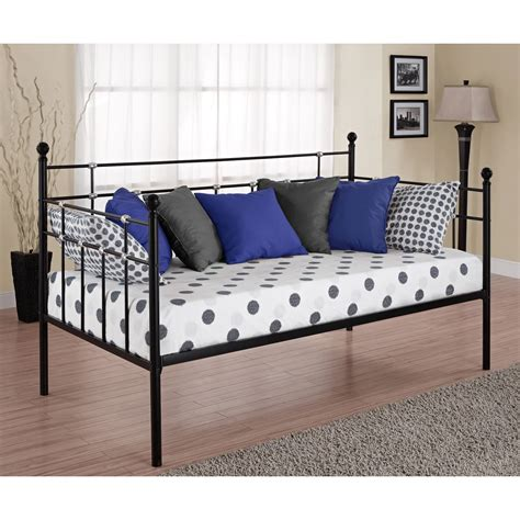 Black Metal Daybed News Black Metal Daybed On Torino Black Metal Single Daybed Only 179 99 Furniture Choice Black