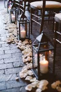 Send Flowers In Edmonton - aisle lanterns weddingbells