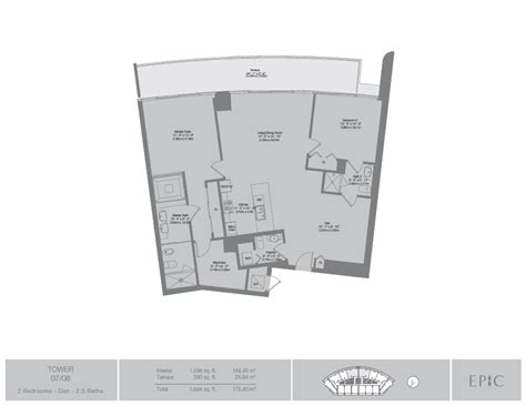 epic floor plan epic miami condos for sale and rent bogatov realty