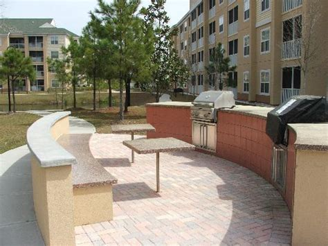 sheraton broadway plantation floor plan one of the bbq areas picture of sheraton broadway