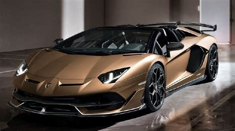 lamborghini aventador svj roadster top speed lamborghini aventador svj roadster unveiled at the 2019 geneva motor show carwale