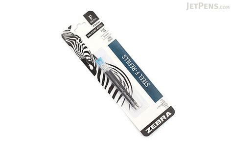 2 Ballpoint Sarasa 0 7 1 Reffil Blue zebra f refill ballpoint pen refill 0 7 mm blue pack