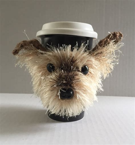 gifts for yorkie terrier lover yorkie lover gifts by hookedbyangel