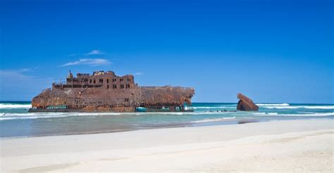 Volcanic Beach by Cheap Holidays To Cape Verde Compare Holidays