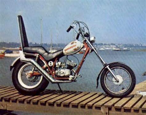 50ccm Motorrad Fantic by Chopper Knallert