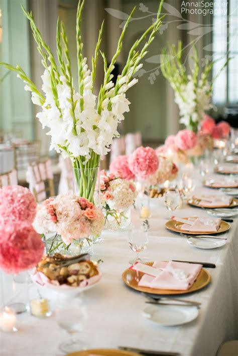 and spencer photography floral centerpieces on an