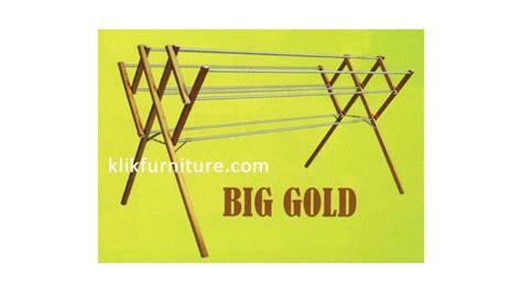 Jemuran 5 Palang By Agen Murah jemuran baju aluminium big gold agen termurah