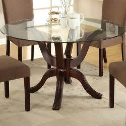 Modern Round Dining Room Sets Modern Round Glass Table Dining Room Table Sets