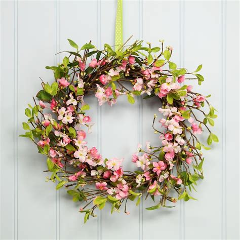 Flower For Home Decoration by Easter Wreaths From Gisela Graham Gisela Graham Ltd