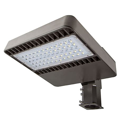 parking lot lighting fixtures led parking lot light 150w 320 400w mh equivalent led