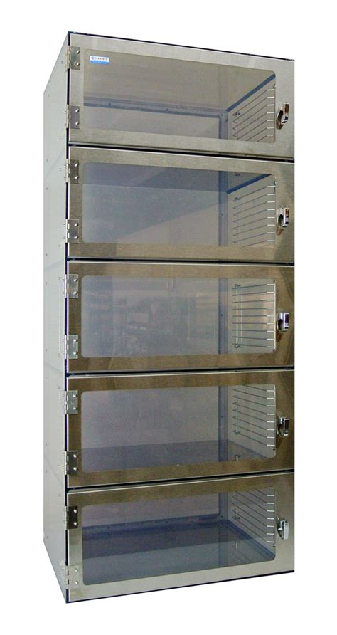Desiccator Cabinets by Five Door Desiccator Cabinet Static Dissipative Pvc