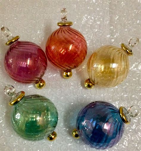 egyptian glass ornaments glass christmas ornaments