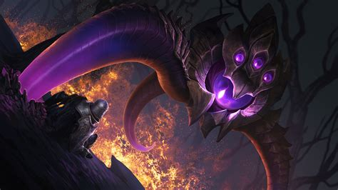 Wallpaper Custom Promo 27 riot fala sobre rework do vel koz taric yorick e mais