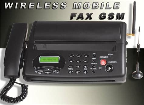 mobile fax wireless mobile fax gsm fax machine dubai work on any gsm