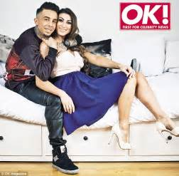 Sofa Cover Change Dappy And Luisa Zissman Hint They Re Dating As They Pose