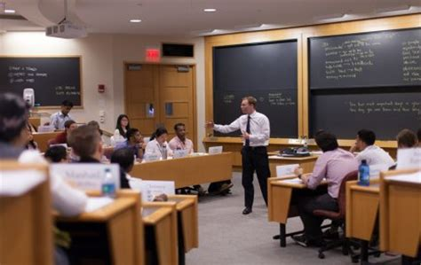 Harvard Executive Mba by Peek Weekend Mba Harvard Business School