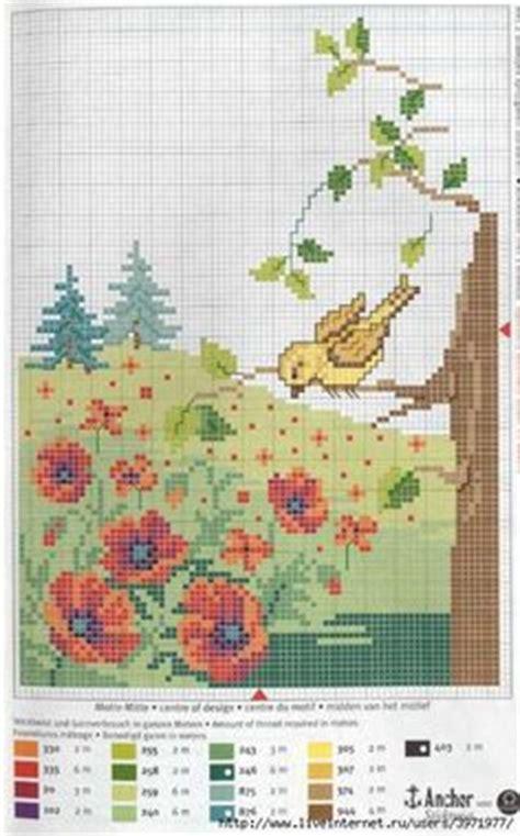 nature cross stitch pattern 1000 images about cross stitch nature on pinterest