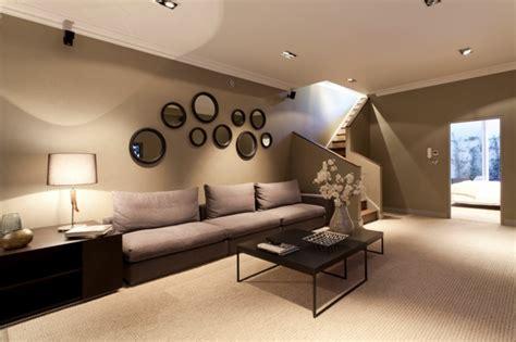 Wohnzimmer Braun by Wohnzimmer Braun 60 M 246 Glichkeiten Wie Sie Ein Braunes