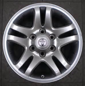 Toyota Sequoia Wheels 69440 Toyota Sequoia Tundra 17 Quot Factory Wheel Ebay