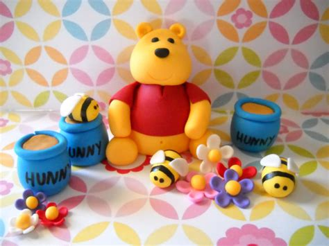 items similar to winnie the pooh inspired edible cake