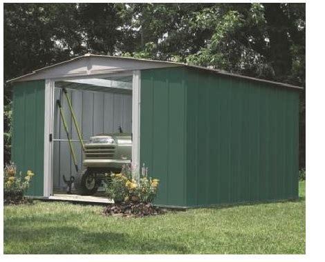 backyard workshop kits arrow storage sheds 8x10 garden tool workshop