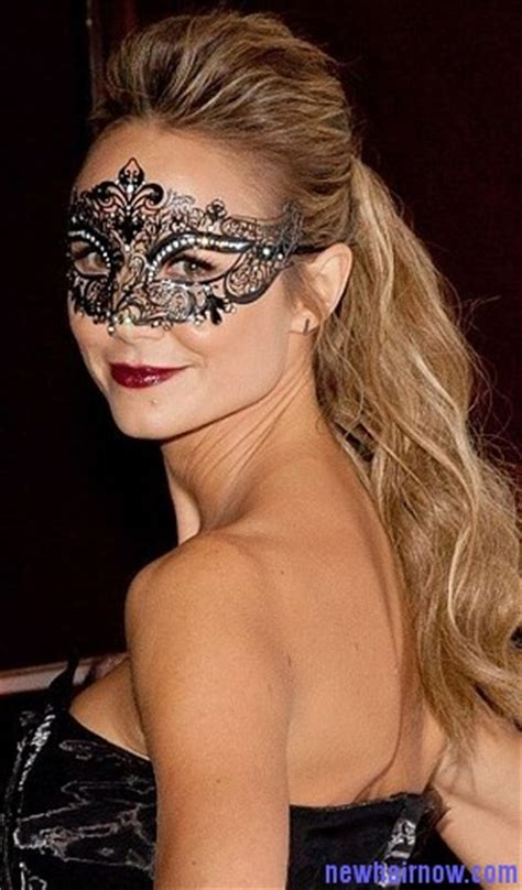 masquerade hairstyles for hair www imgkid