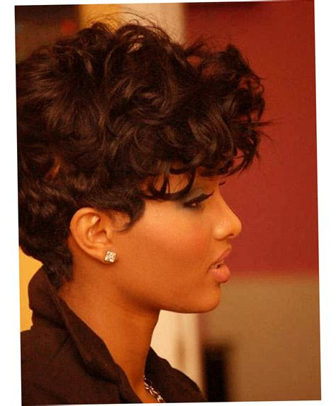 hairstyles for black hair 2016 2016 black short haircuts hairstyles ellecrafts