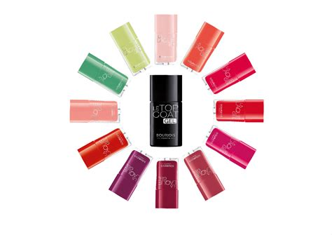 Bourjois La Laque Gel Nail bourjois new nail arabia weddings