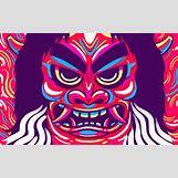 Japanese Demons | 5120 x 3200 jpeg 679kB