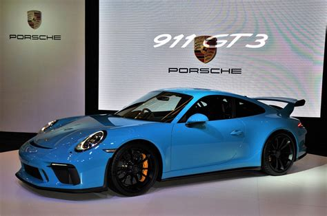 porsche malaysia malaysia is first in asean to get new porsche 911 gt3