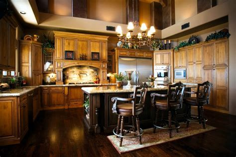 Tuscan Kitchen by How To Achieve The Tuscan Style For Your Kitchen